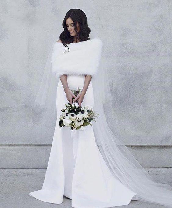accessories winter wedding tips