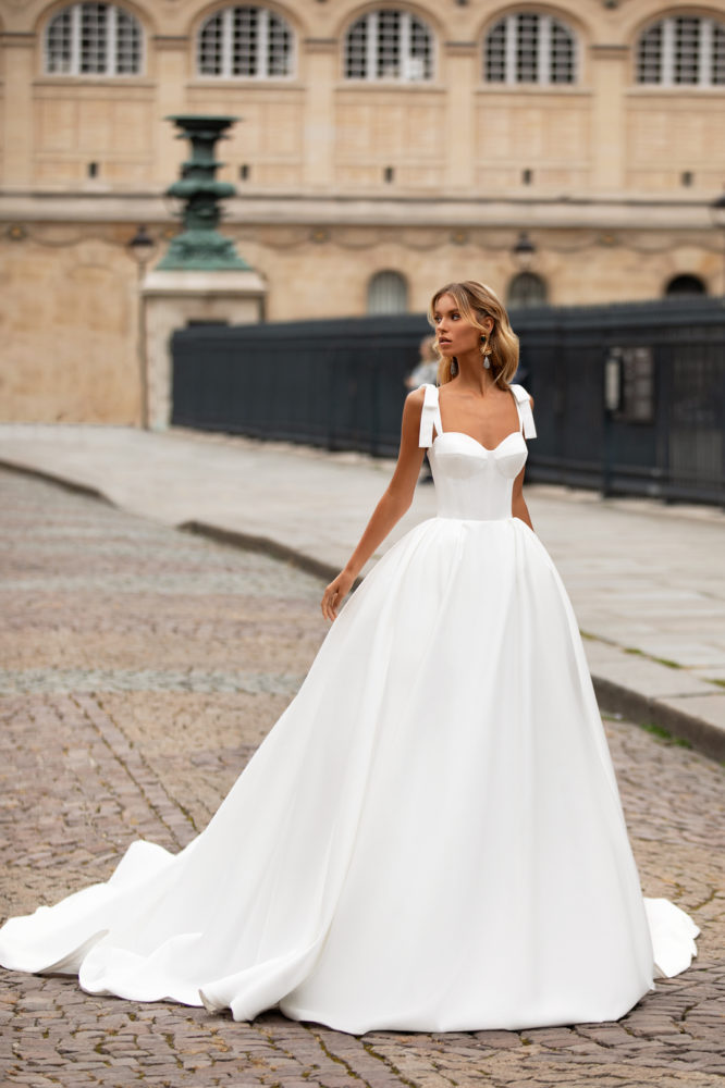 modern wedding dresses Milla Nova