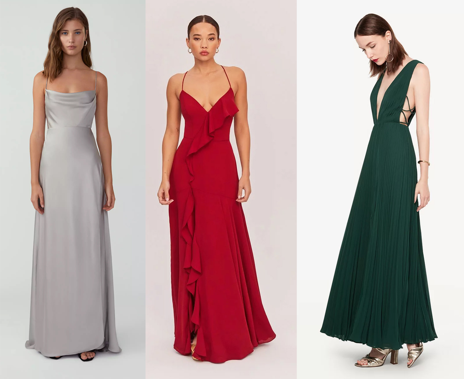 wedding look outfit maid of honor eshop fame and partners