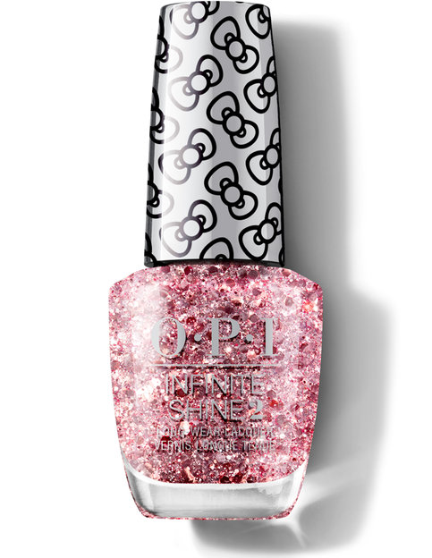 nail polish OPI born to sparkle glitters wedding planner french riviera