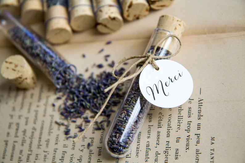 wedding favors provence