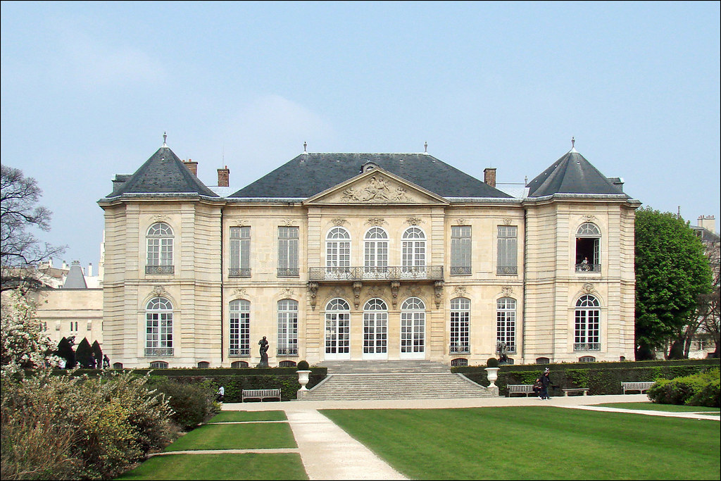 wedding venues in france paris musée rodin