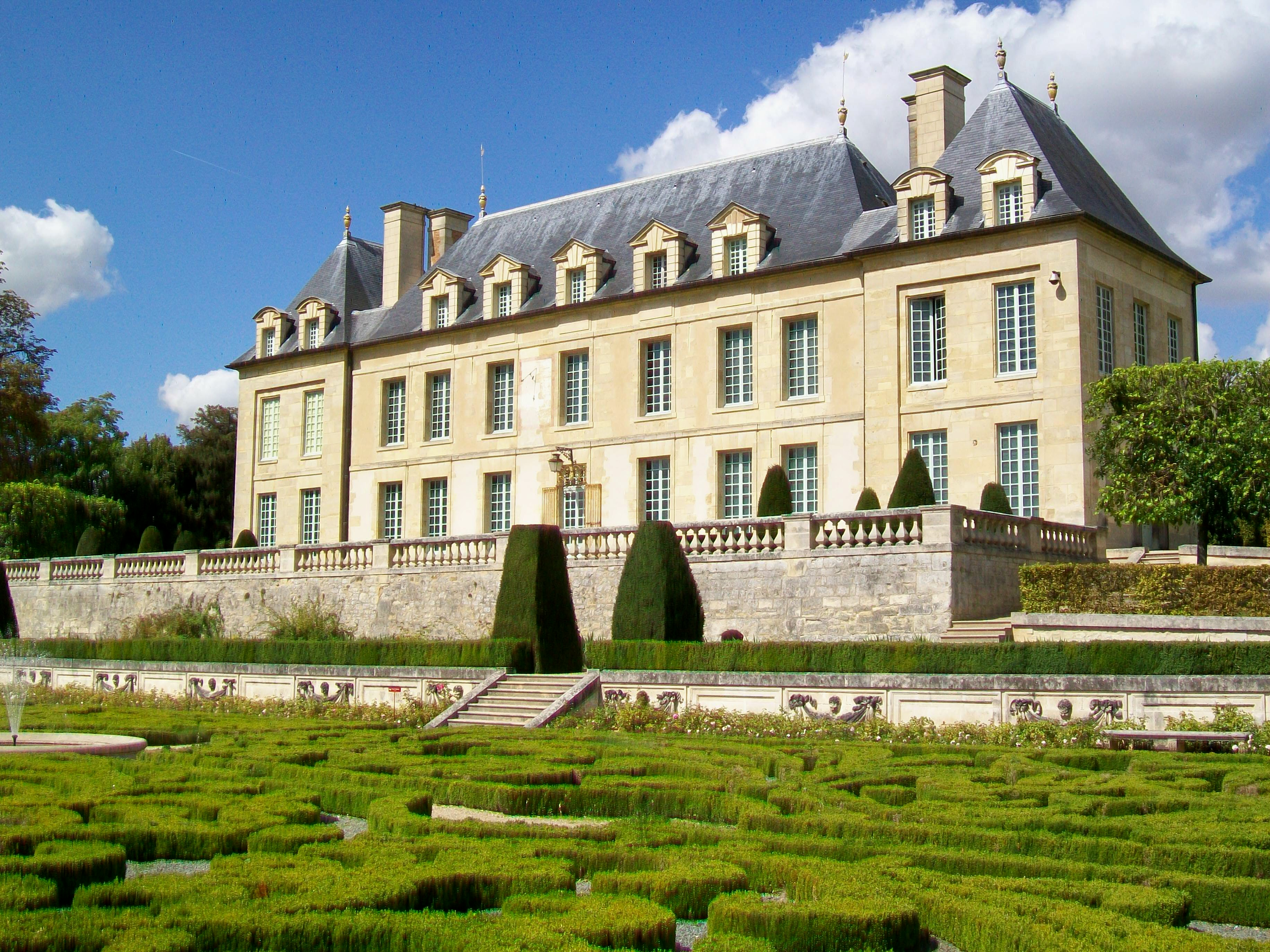 wedding venues in France Auvers sur oise