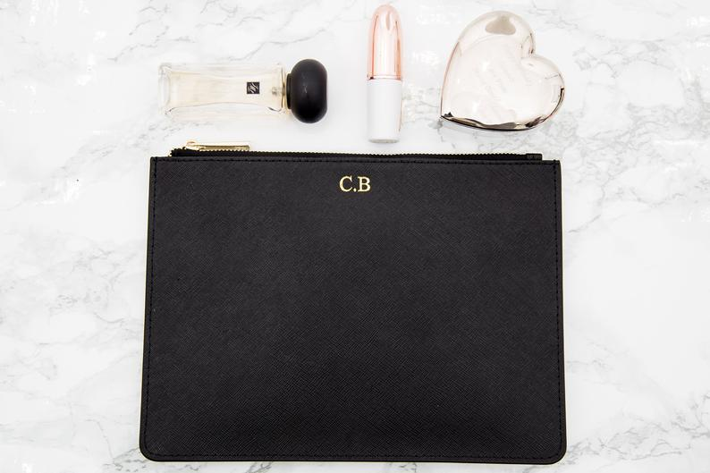 clutch bag personalized bridesmaid proposal gifts wedding planner Nice