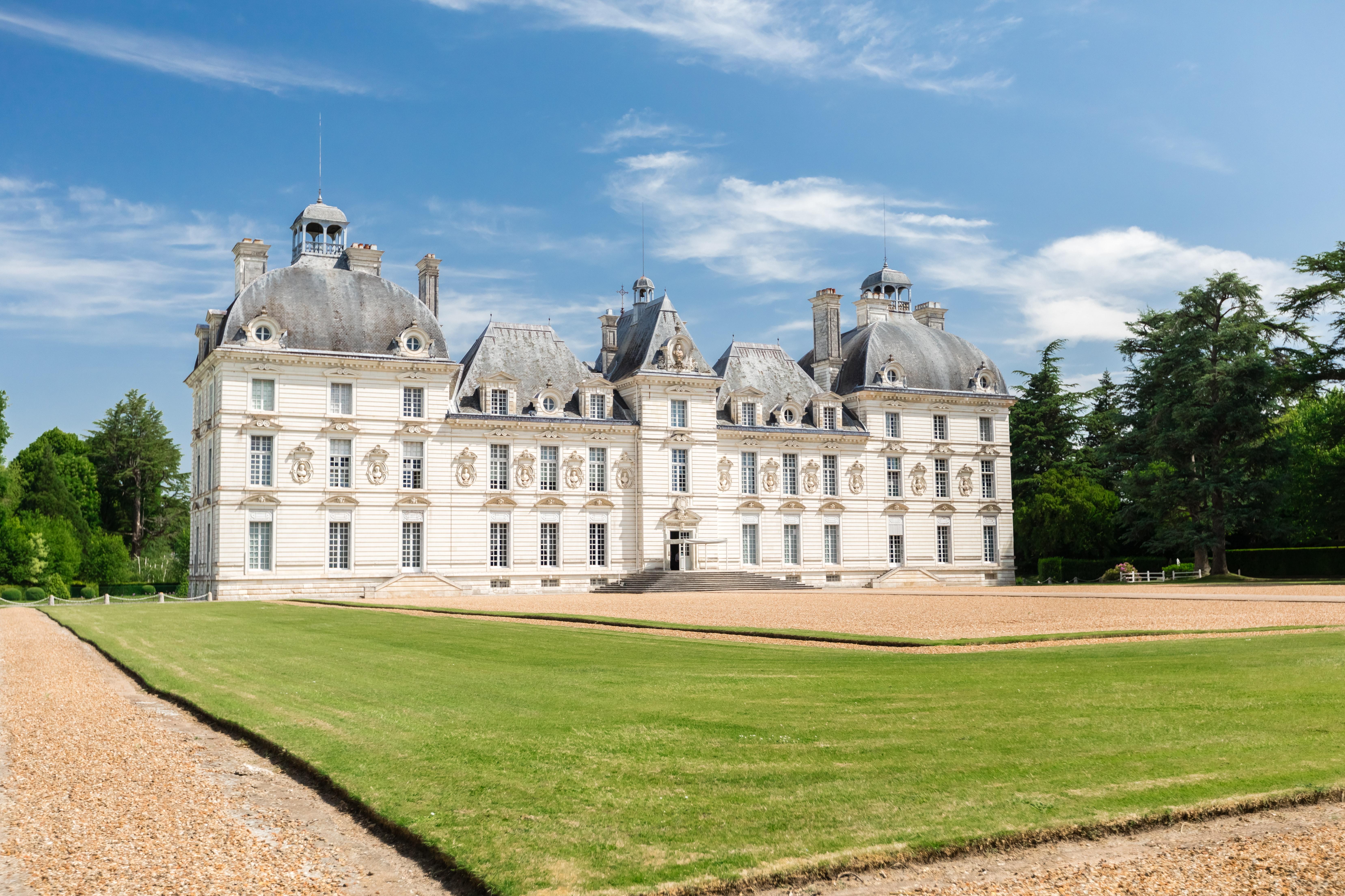 lieu de réception en France mariage château de chaverny