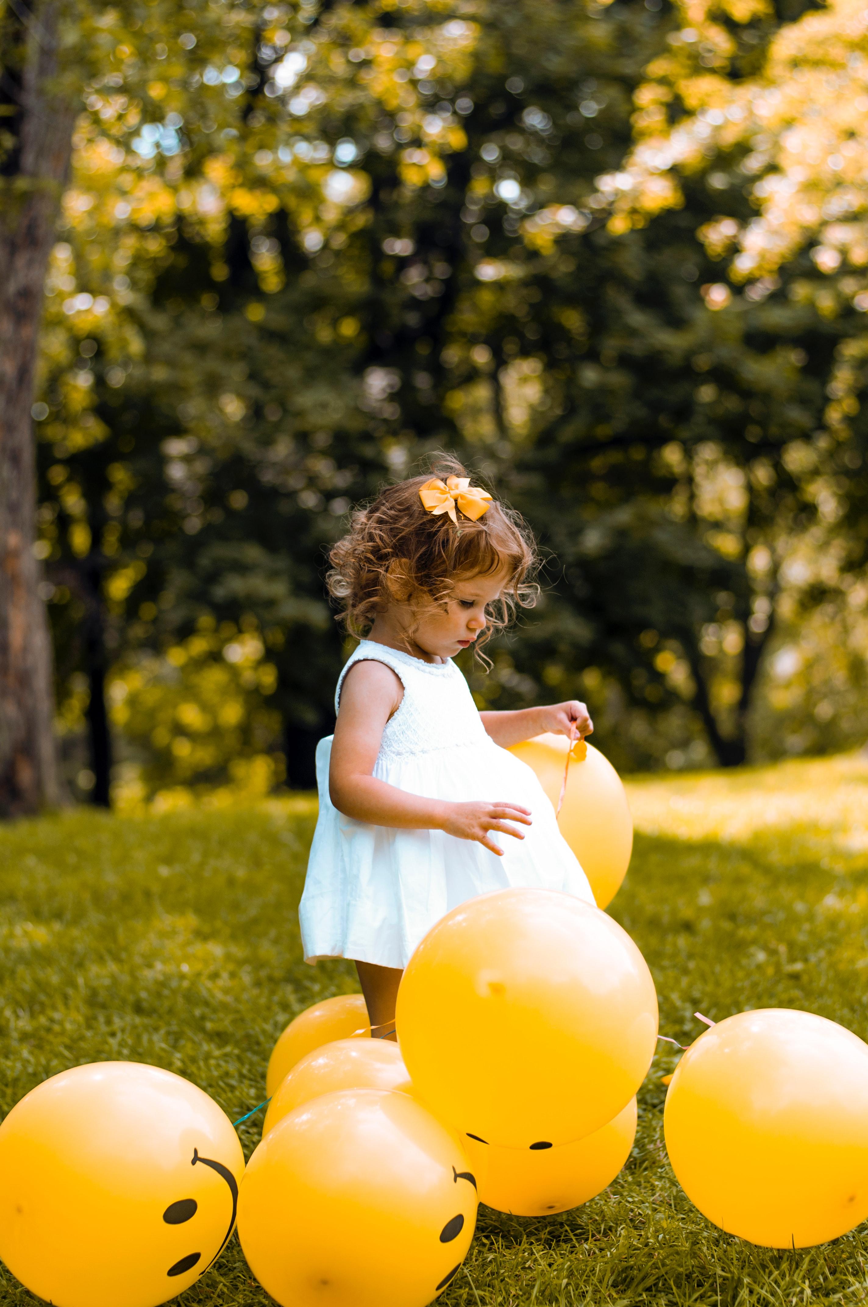 occuper les enfants lors d'un mariage