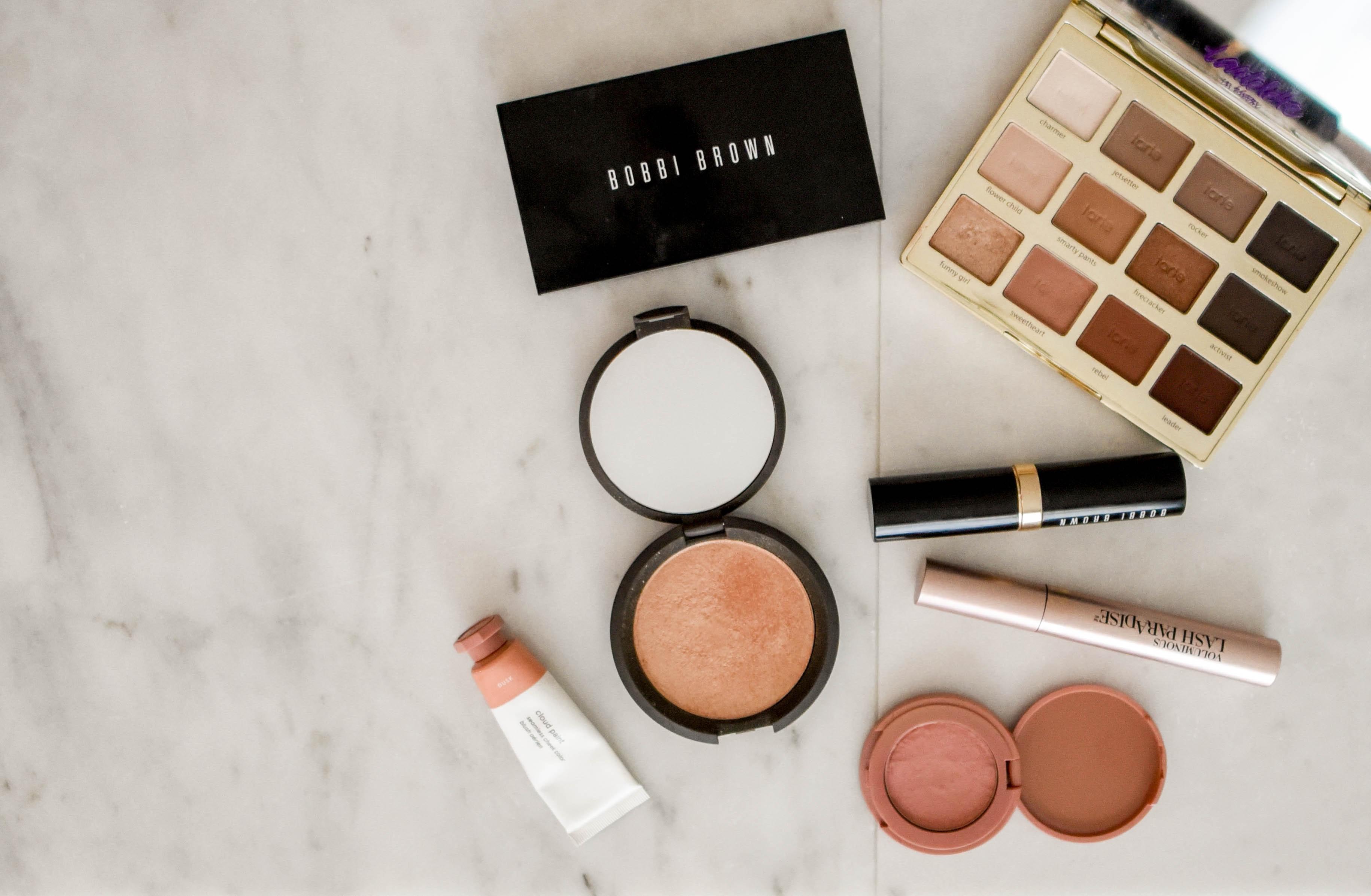 kit de survie mariage maquillage de la mariée