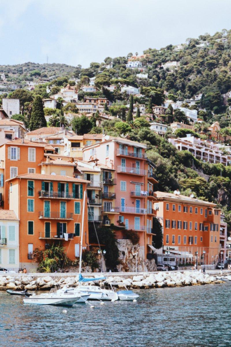French riviera honeymoon destination