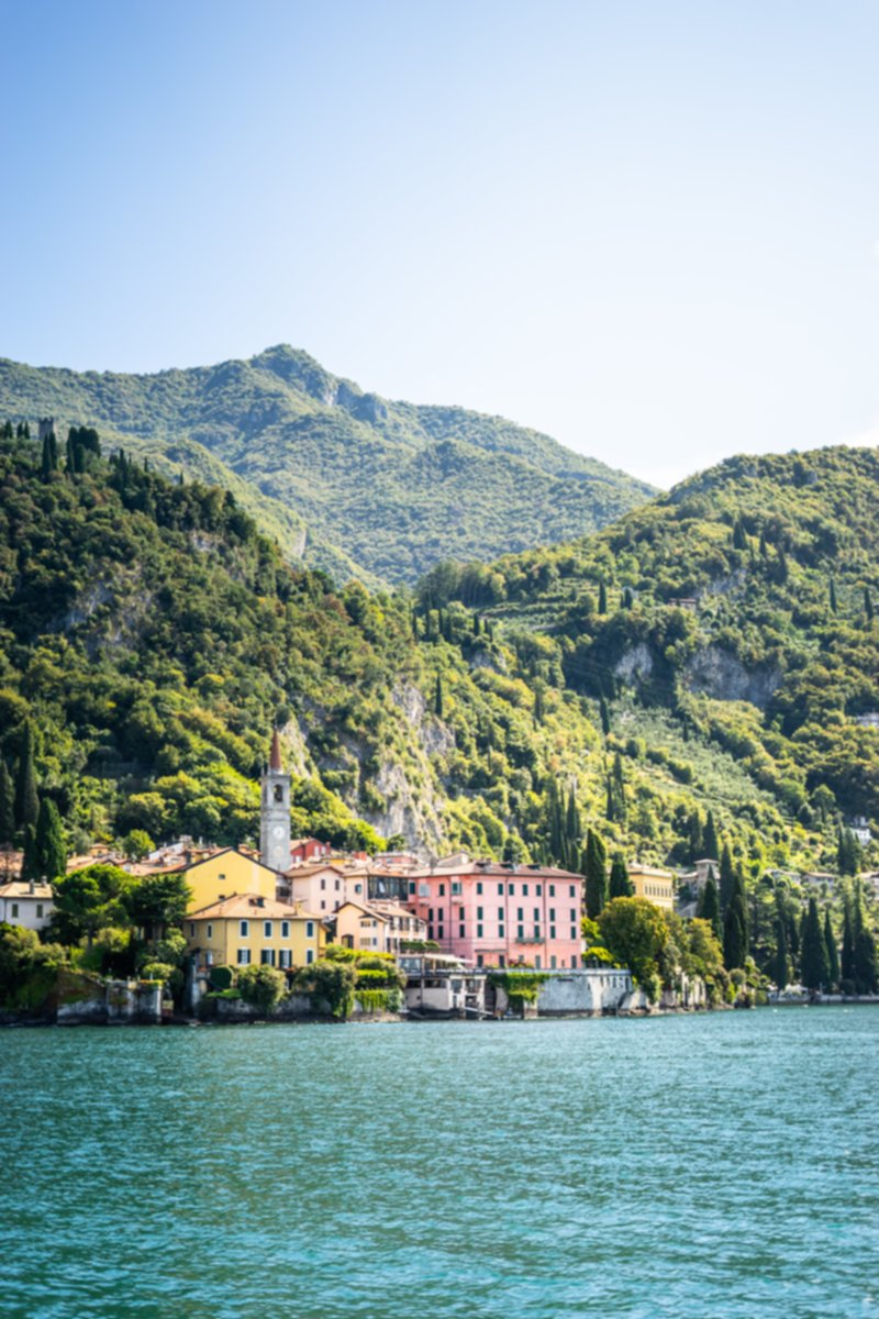 Lake como honeymoon destinations