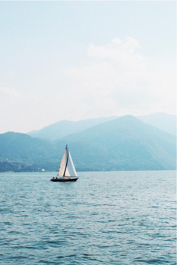 Lake como honeymoon activities