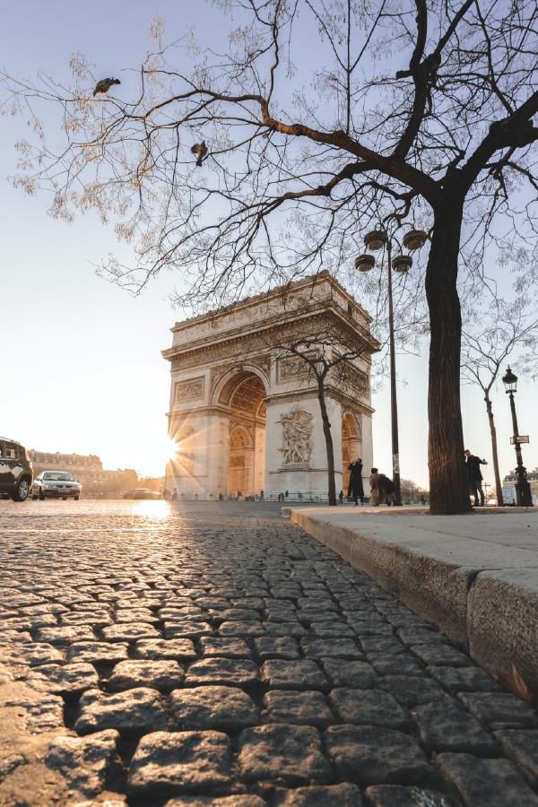 Paris France Honeymoon activities