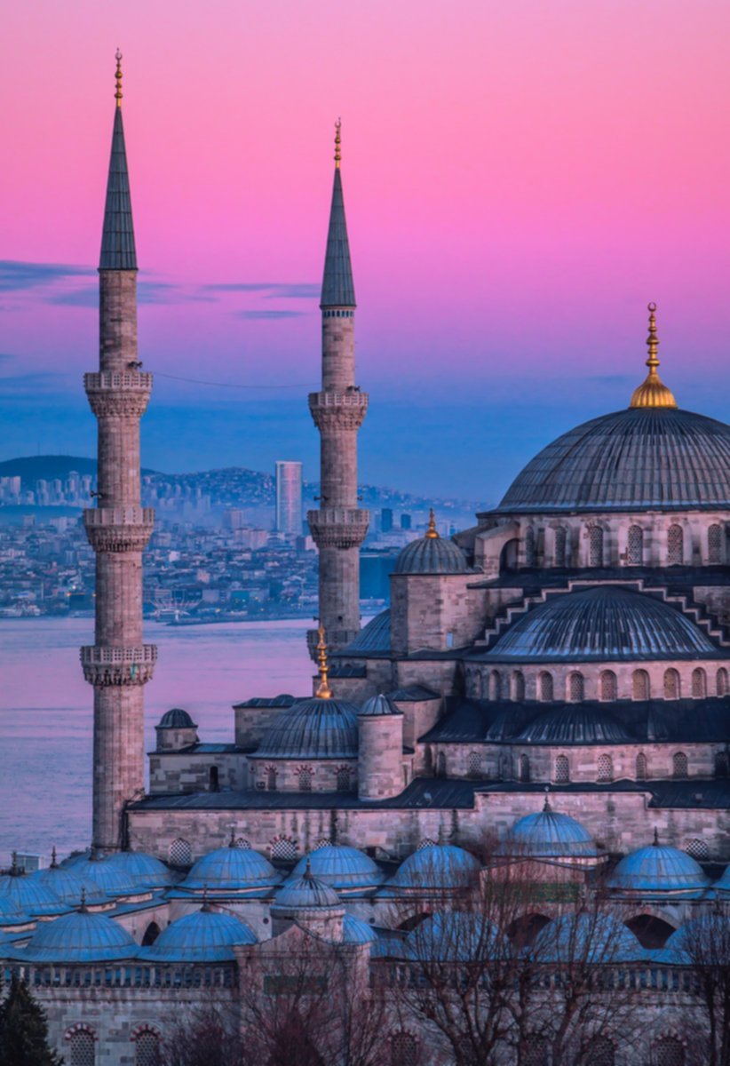 Istanbul honeymoon destination