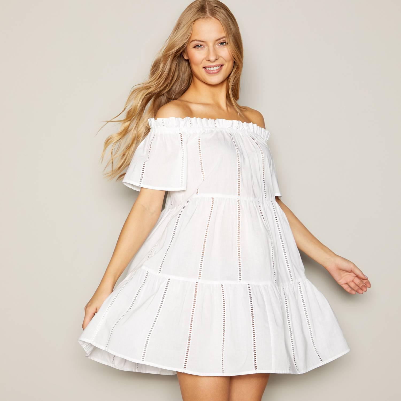 bridesmaids beach dress